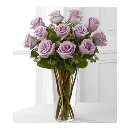 Lavender Rose Bouquet by FTD
