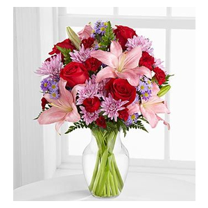 FTD Irresistible Love Bouquet - DELUXE - Smart Cart